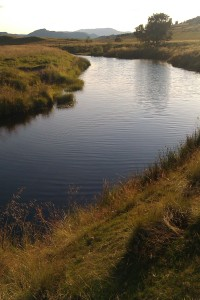 Spey at evening